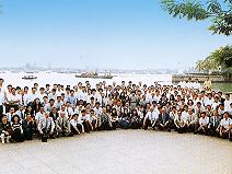 創業60周年記念シンガポール社員旅行