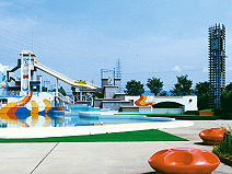 奈良浄化センター公園プール