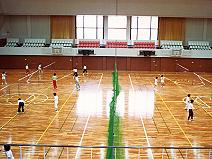 箕面市立市民体育館